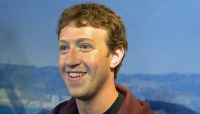 Восковая фигура Марка Цукерберга