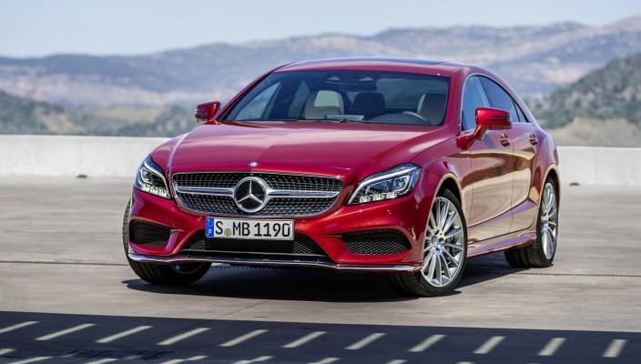 Mercedes-Benz CLS-Class 2015 модельного года