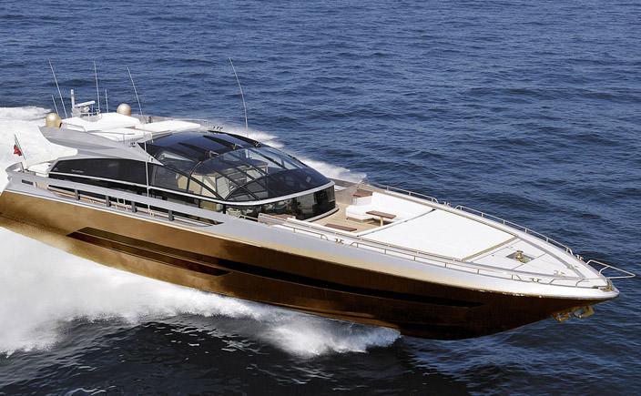Самая дорогая яхта в мире #1 History Supreme. Цена $4,8 млрд.