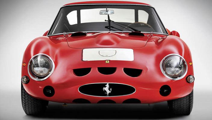 Ferrari 250 GTO - самый дорогой автомобиль в мире | цена