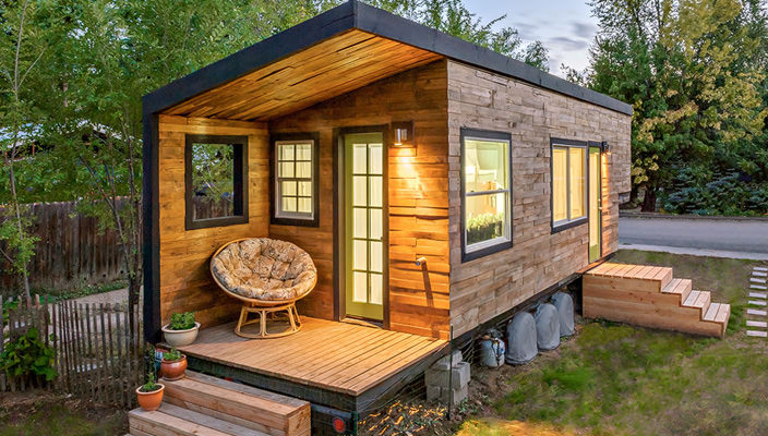 Самые маленькие и комфортабельные дома в мире. Топ-10