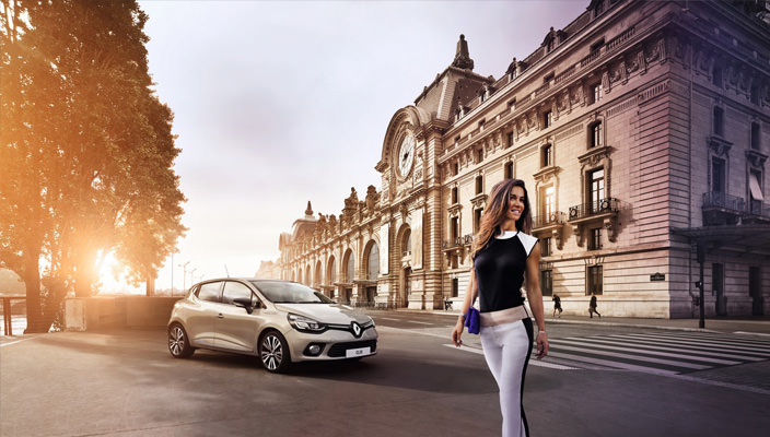 Премиум-хэтчбек Renault Clio Initiale Paris | фото, цена