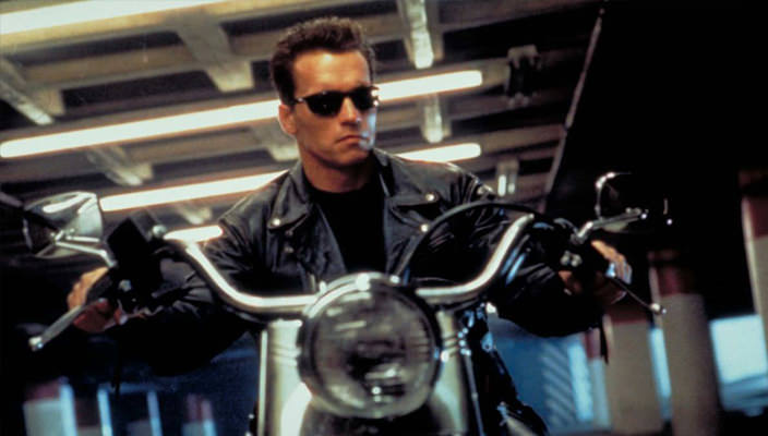 Самые крутые мотоциклисты из кино. Топ-5 | фото
