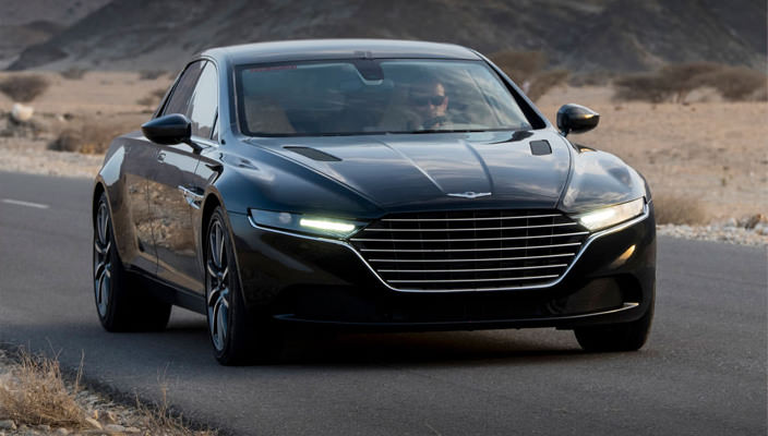 Aston Martin Lagonda prototype