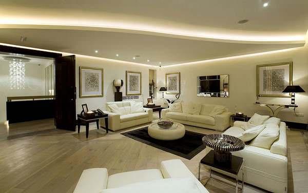 Дизайн квартиры в Лондоне