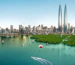В Дубае построят самые высокие башни-близнецы Dubai Creek Harbour at The Lagoons