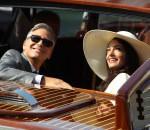 Джордж Клуни женился на Амаль Аламуддин | фото со свадьбы