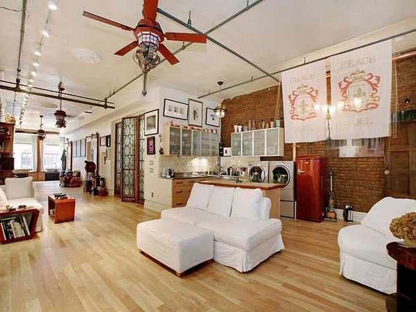 Квартира в Нью-Йорке на Манхэттене