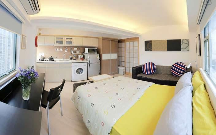 Квартиры в Гонконге тесные