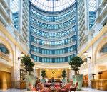 Отель Marriott Сhamps-Elysees на Елисейских полях