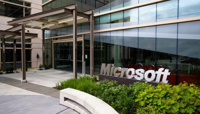 Кампус Microsoft в Редмонде