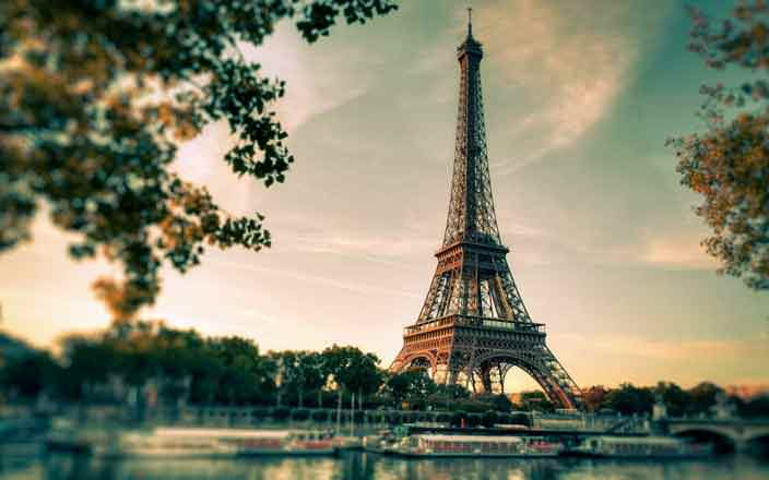 Квартиры в Париже
