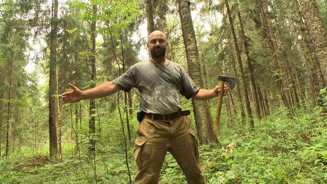 Передачи Тимофея Баженова в дикой природе