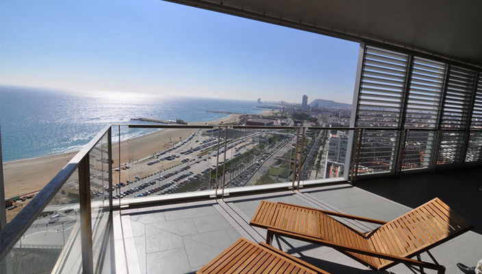 Почти вся элитная недвижимость Барселоны принадлежит иностранцам
