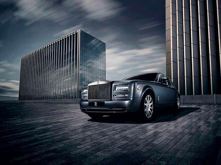 Фото | Коллекционный лимузин Rolls-Royce Phantom Metropolitan