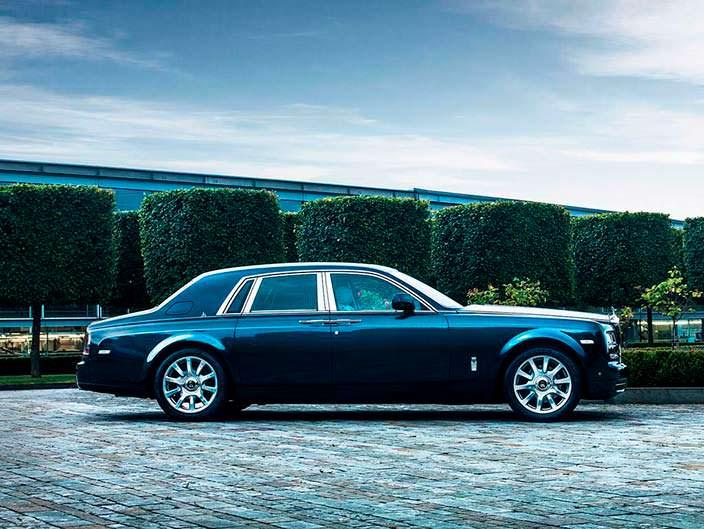 Фото | Лимузин Rolls-Royce Phantom Metropolitan
