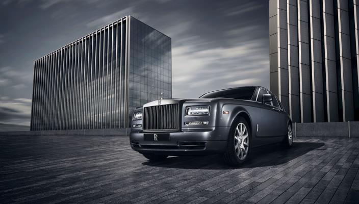 Коллекционный лимузин Rolls-Royce Phantom Metropolitan | фото