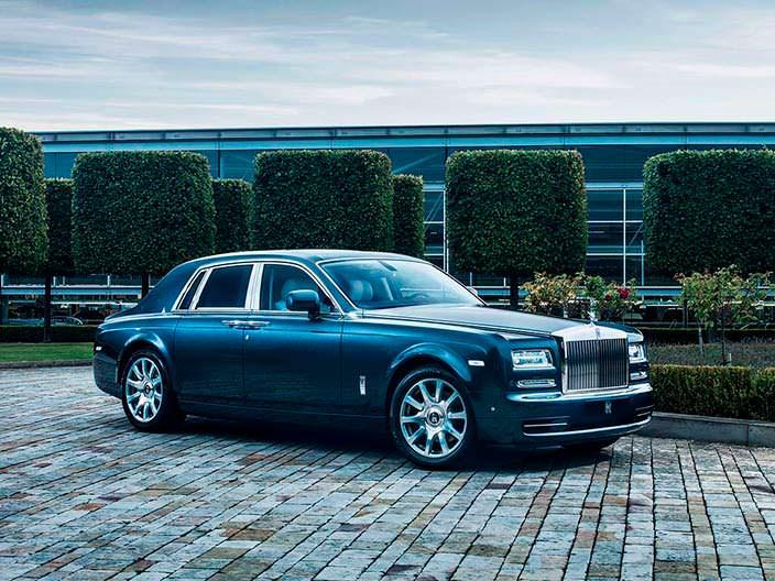 Фото | Коллекционный Rolls-Royce Phantom Metropolitan