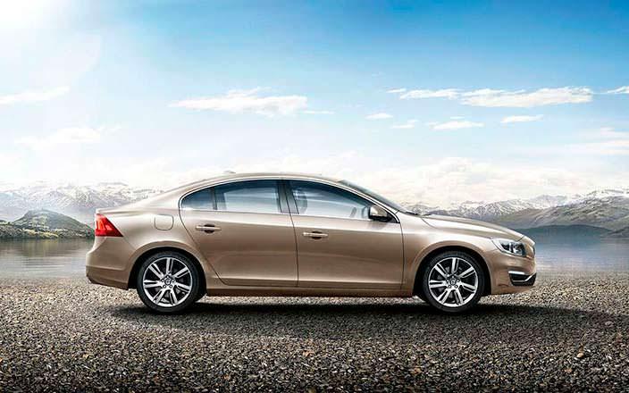 Volvo S60L будут продавать в США