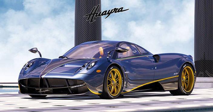 Особый гиперкар Pagani Huayra 730S | фото, характеристики