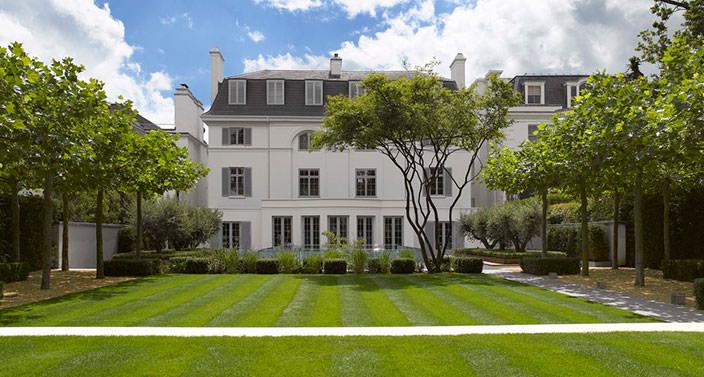 Лондонский особняк Елены Пинчук - самый дорогой в мире