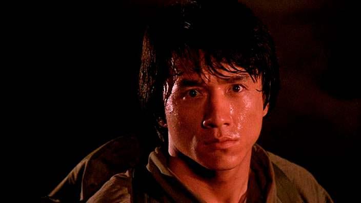 Джеки Чан в 1986 году