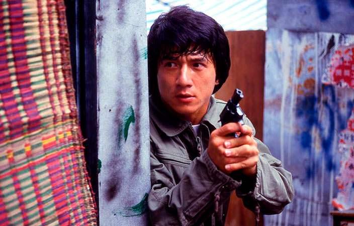Джеки Чан в 1993 году