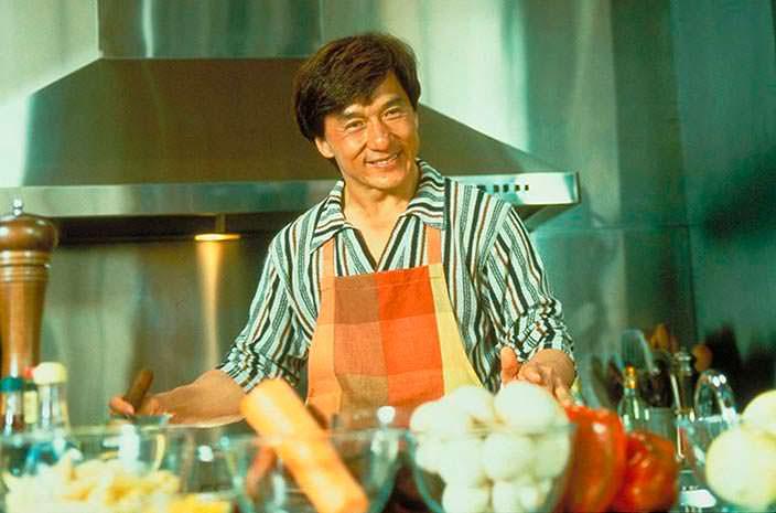 Джеки Чан в 1997 году