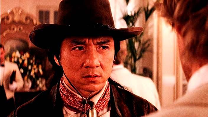 Джеки Чан в 2000 году