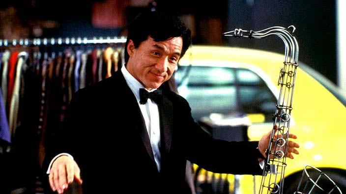 Джеки Чан в 2003 году