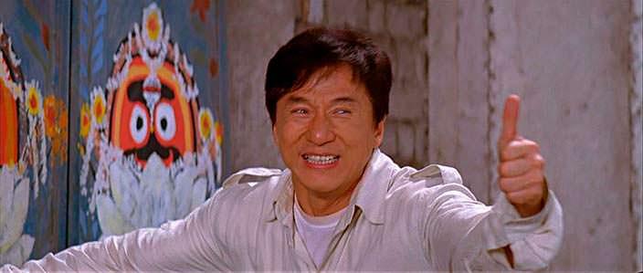 Джеки Чан в 2005 году