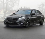 Mansory подготовил тюнинг Mercedes-Benz S 63 AMG | фото