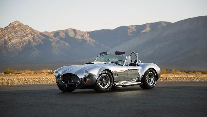 Shelby 427 Cobra уже 50 лет   фото, цена, характеристики