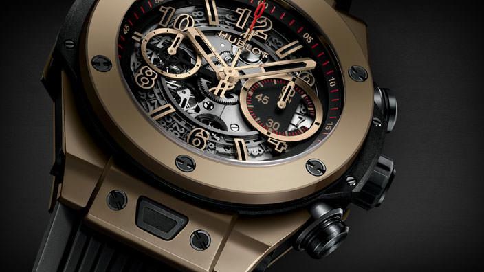 Швейцарский бренд Hublot представил юбилейные часы Big Bang