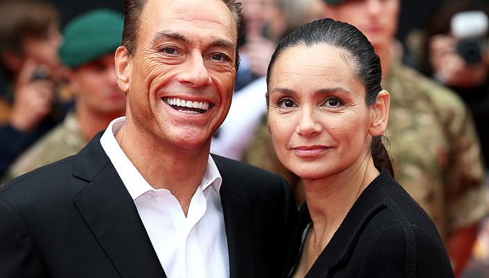 Ван Дамм и Глэдис Португез разводятся после 15 лет | фото