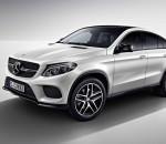 Новая спецверсия кроссовера Mercedes-Benz GLE Coupe | фото