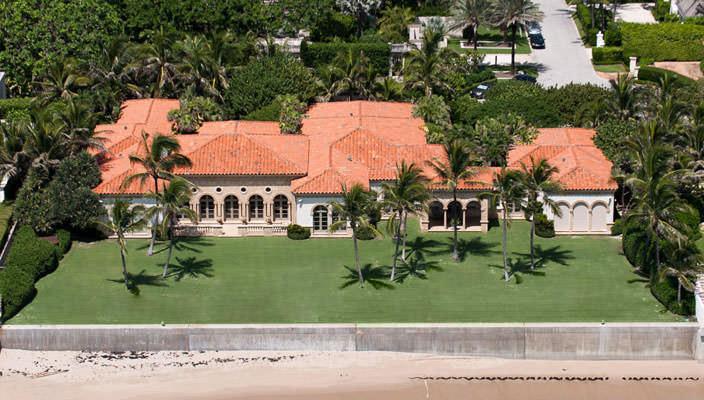 Продается колониальный дом на побережье океана | фото, цена