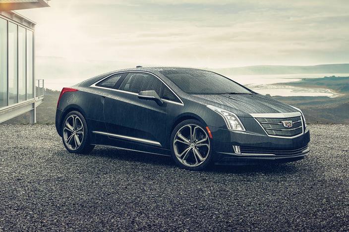 Обновленное гибридное купе Cadillac ELR | фото, цена, обзор