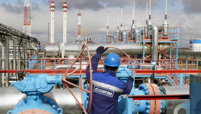 Газпром построит газопровод в Китай за 800 млрд руб.