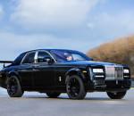 Первый прототип внедорожника Rolls-Royce
