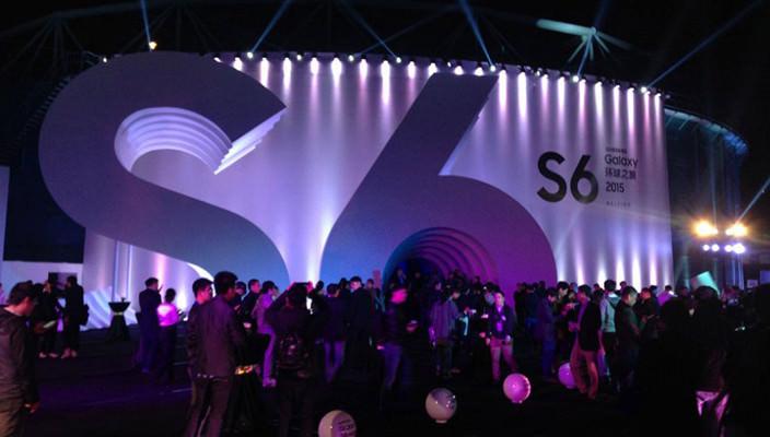Samsung заплатила посетителям премьеры GALAXY S6