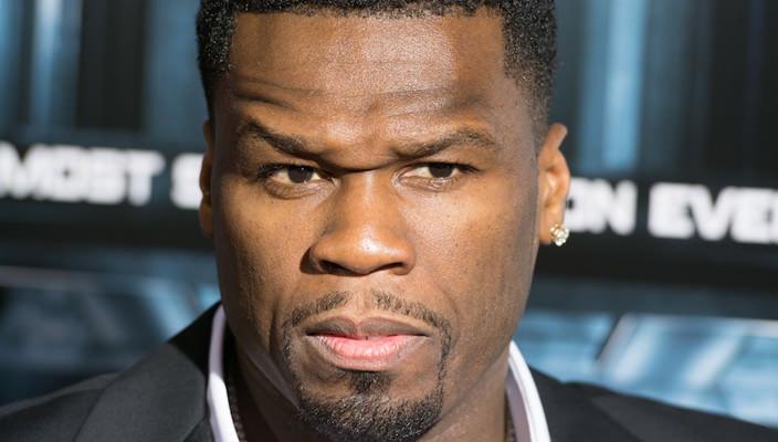 Рэпер 50 Cent подозревается в краже драгоценностей | инфо