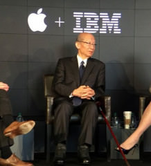 Apple и IBM подарили японским пенсионерам 5 млн планшетов iPad