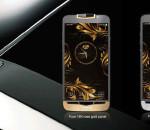 GEMRY R12 - смартфон в крокодильей коже   цена, инфо