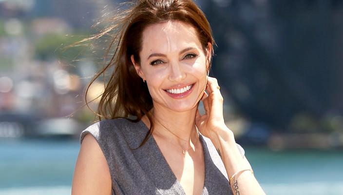 Анджелине Джоли 40 лет | 28 фото сейчас