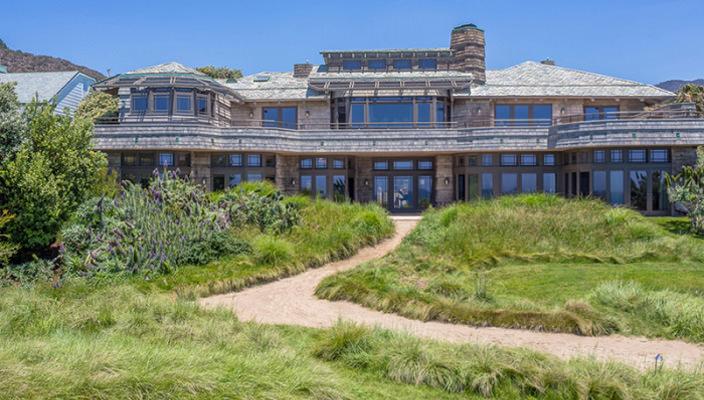 Стивен Спилберг Продал дом в Малибу | фото, цена, инфо