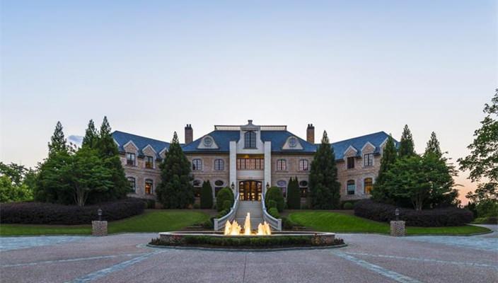 Дом Тайлера Перри в Атланте продается | фото, цена, обзор