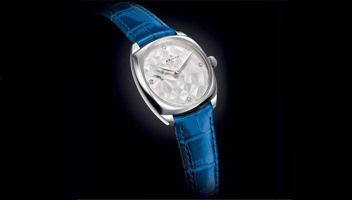 150-лет Zenith: юбилейные часы Zenith Star   фото, инфо