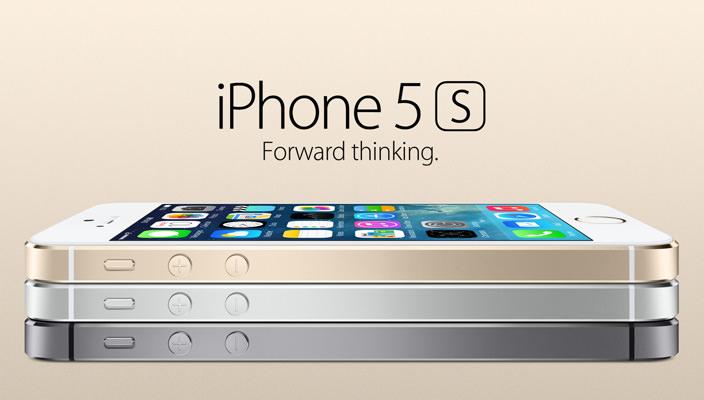 Apple iPhone 5s - смартфон с новыми возможностями