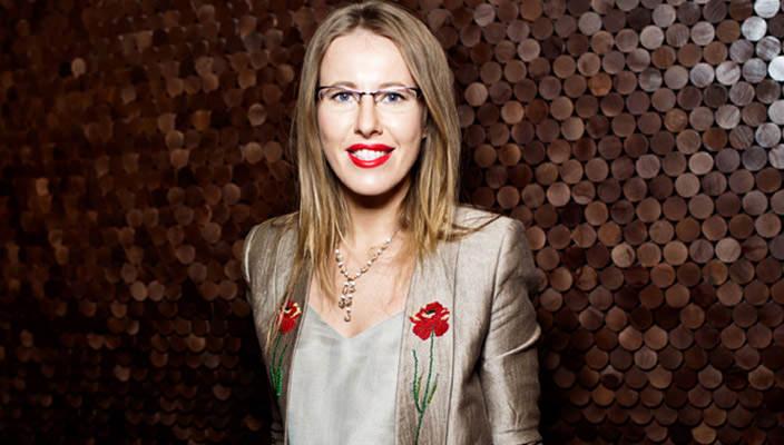 Ксения Собчак хочет переехать в Латвию